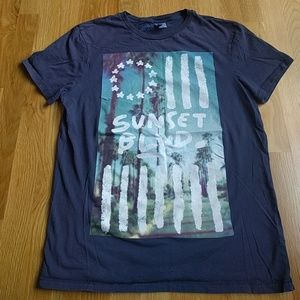 Men's Sunset BLVD T-shirt
